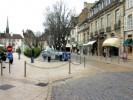 Place Carnot à Beaune
